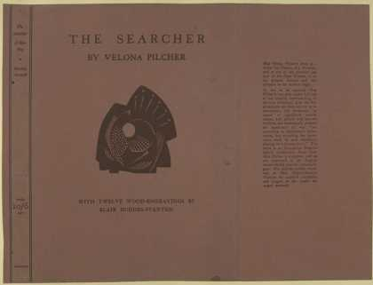 Dust Jackets - The searcher.