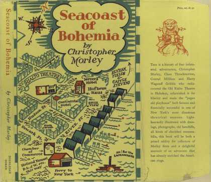 Dust Jackets - Seacoast of Bohemia.