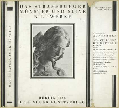 Dust Jackets - Das Strassburger Münster