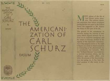 Dust Jackets - The Americanization of Ca