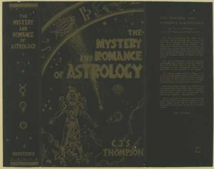 Dust Jackets - The mystery and romance o