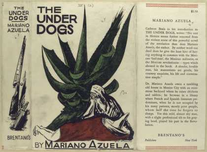 Dust Jackets - The under dogs.