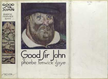 Dust Jackets - The good Sir John.