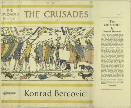 Dust Jackets - The crusades.