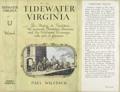 Dust Jackets - Tidewater Virginia.