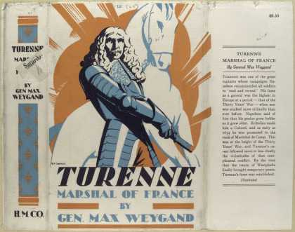 Dust Jackets - Turenne, marshal of Franc