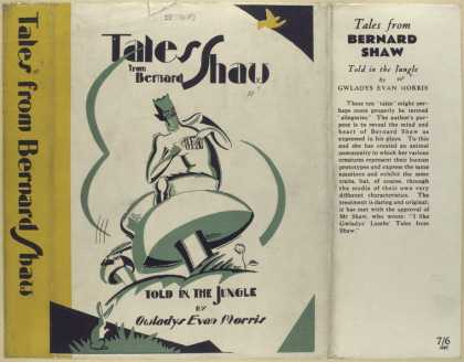 Dust Jackets - Tales from Bernard Shaw :
