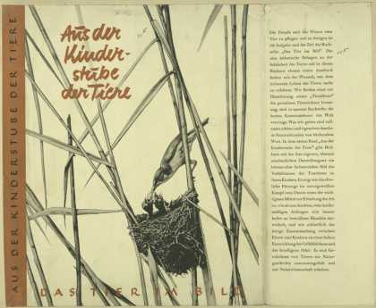 Dust Jackets - Aus der Kinderstube der T