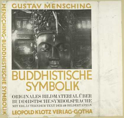 Dust Jackets - Buddhistische Symbolik.