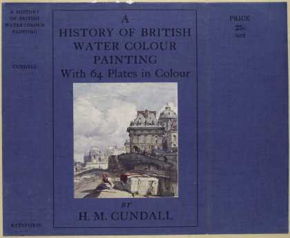 Dust Jackets - A history of British wate