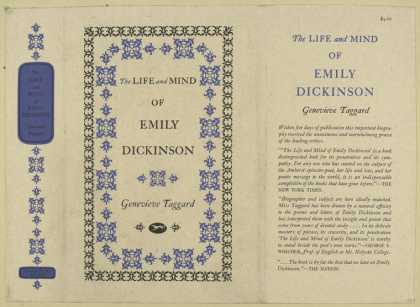 Dust Jackets - The life and mind of Emil