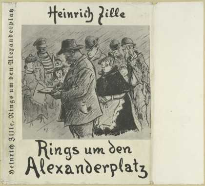 Dust Jackets - Rings um den Alexanderpla