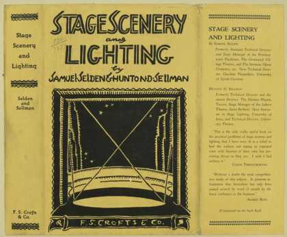Dust Jackets - Stage scenery and lightin