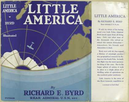 Dust Jackets - Little America.