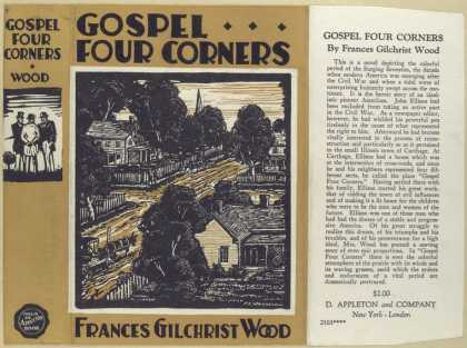 Dust Jackets - Gospel four corners.
