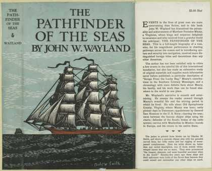 Dust Jackets - The Pathfinder of the sea