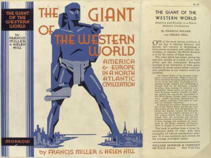 Dust Jackets - The giant of the western