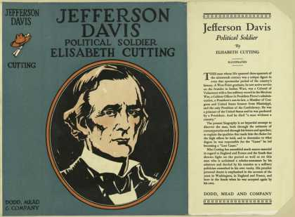 Dust Jackets - Jefferson Davis, politica