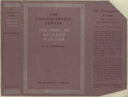 Dust Jackets - The unconquerable Tristan