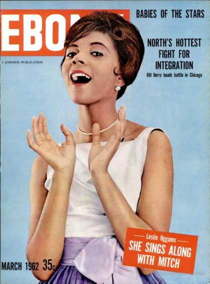 Ebony - Ebony - March 1962