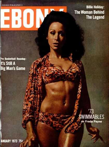 Ebony - Ebony - January 1973