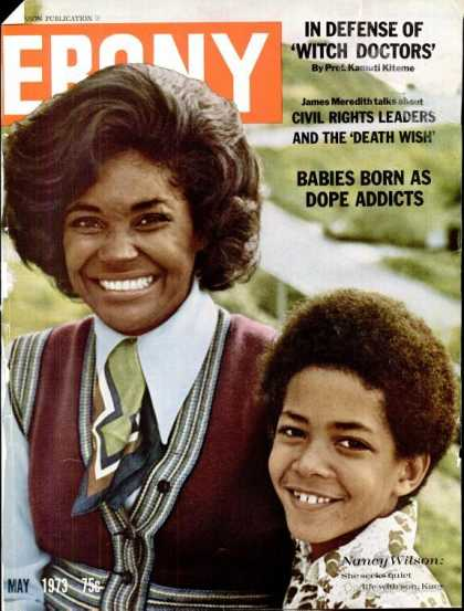 Ebony - Ebony - May 1973
