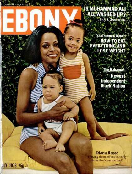 Ebony - Ebony - July 1973