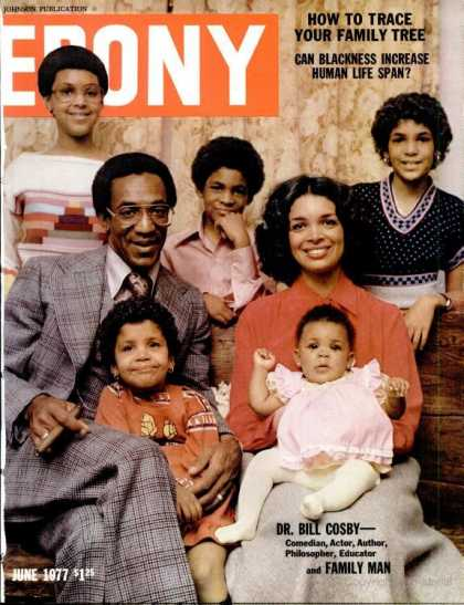 Ebony - Ebony - June 1977