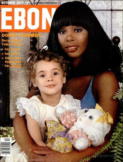 Ebony - Ebony - October 1977