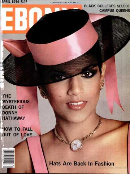 Ebony - Ebony - April 1979