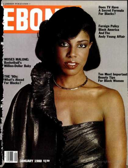 Ebony - Ebony - January 1980