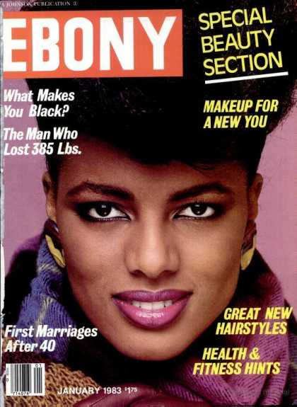 Ebony - Ebony - January 1983