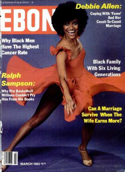 Ebony - Ebony - March 1983