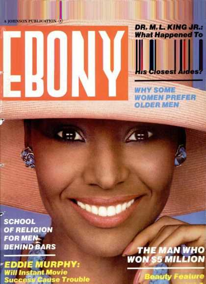 Ebony - Ebony - April 1983