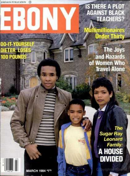 Ebony - Ebony - March 1984