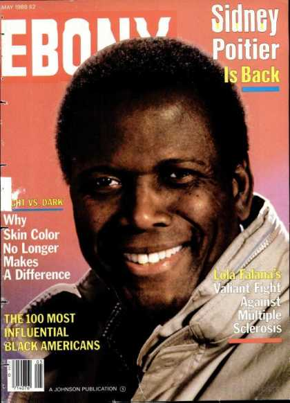 Ebony - Ebony - May 1988