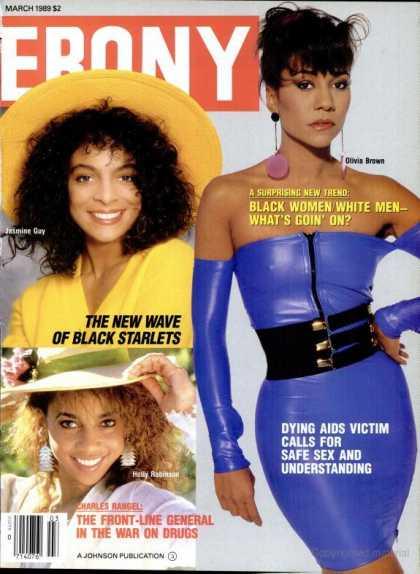 Ebony - Ebony - March 1989