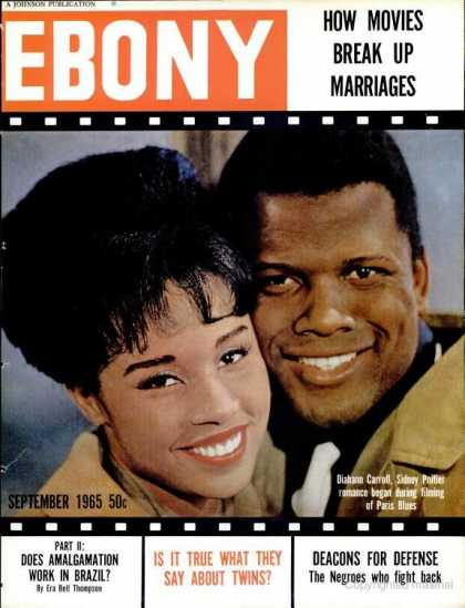 Ebony - Ebony - September 1965