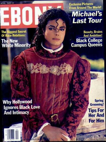 Ebony - Ebony - April 1989