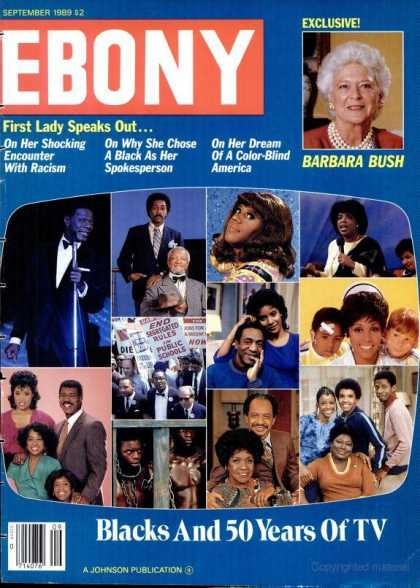 Ebony - Ebony - September 1989