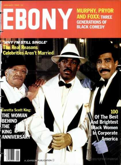 Ebony - Ebony - January 1990