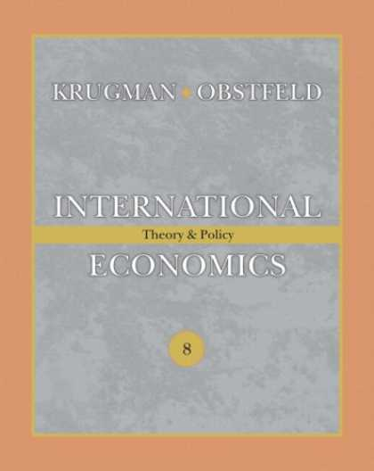 Economics Books - International Economics: Theory and Policy plus MyEconLab plus eText 1-semester