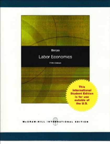 Economics Books - Labor Economics