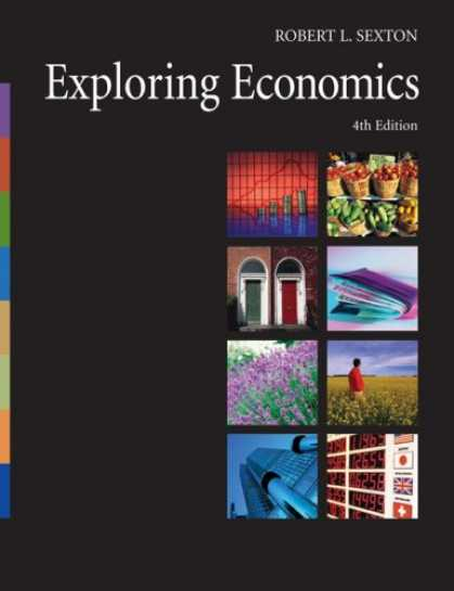 Economics Books - Exploring Economics