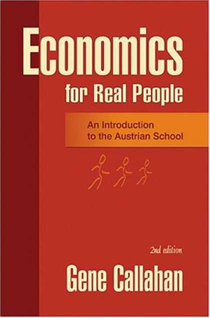 Economics Books - Economics for Real People