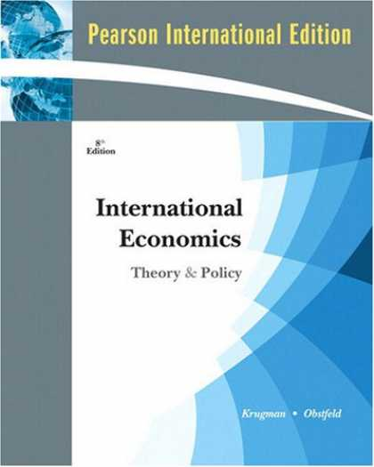 Economics Books - International Economics: Theory and Policy