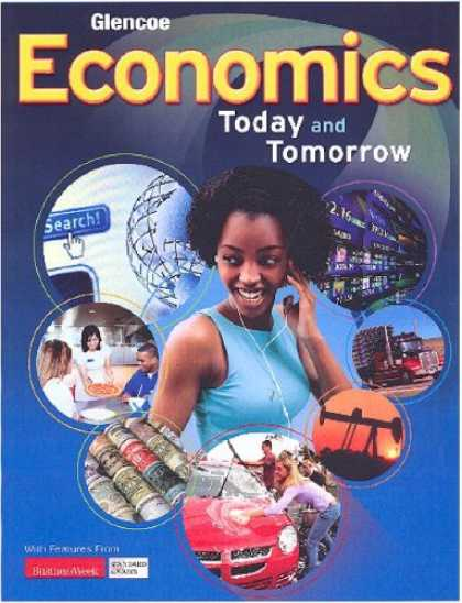 Economics Books - Economics: Today and Tomorrow, Student Edition