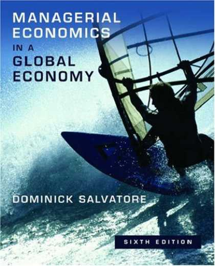 Economics Books - Managerial Economics in a Global Economy