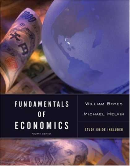Economics Books - Fundamentals of Economics