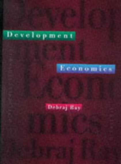 Economics Books - Development Economics
